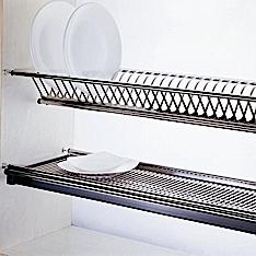Cupboard Dish Racks