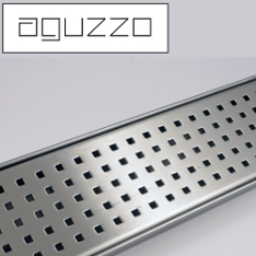 Metric Shower Grates