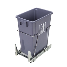 Single Pull Out Bins