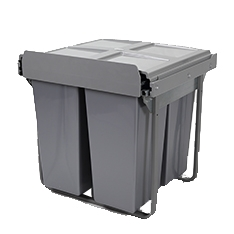 Triple Pull Out Bins
