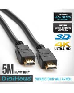 Ultra Premium HDMI Cable - 5m