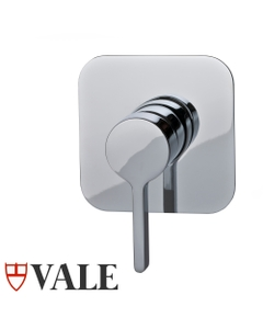Vale Brighton Wall Mounted Shower Mixer