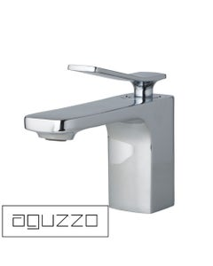 cortina single lever basin mixer branded