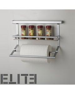 ELITE Paper towel holder and storage