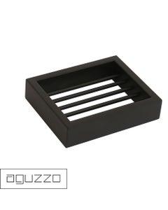 Aguzzo Montangna Series Black Soap Basket