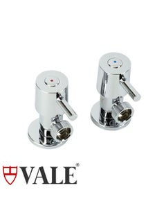 new vale chrome plated brass two piece laundry tap mixer