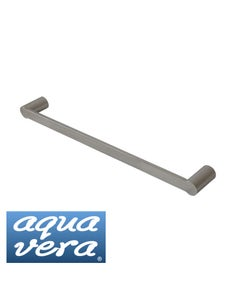 Pearl Single Towel Rail - Polished - 620mm, 750mm, 900mm