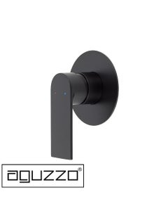 aguzzo-prato-matte-black-wall-mounted-shower-mixer