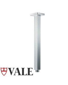 Vale Square Shower Arm - Ceiling Mounted