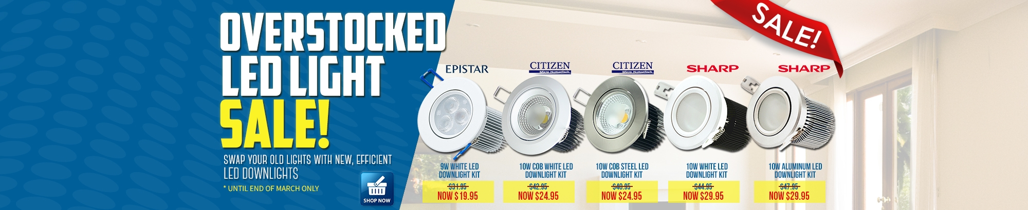 LED Lighting Sale