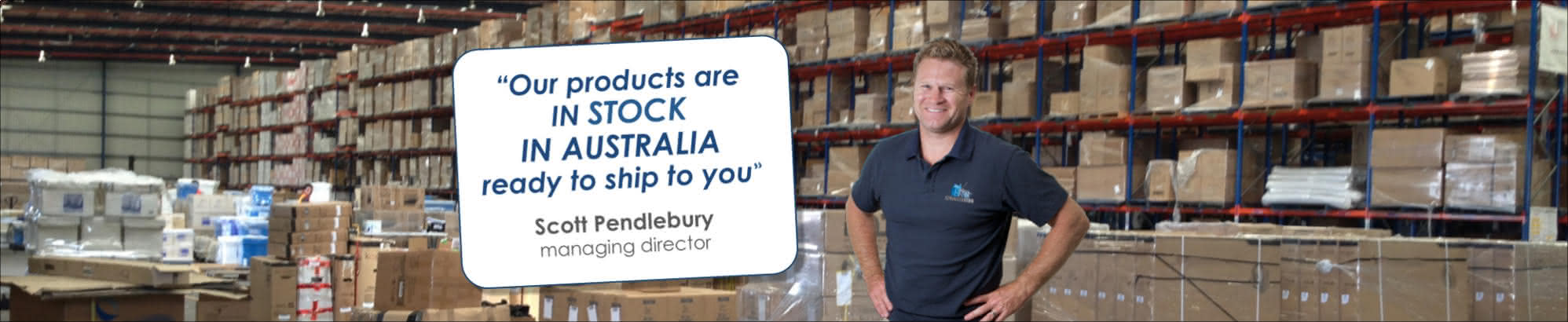 Australian stock ready to ship - easy returns