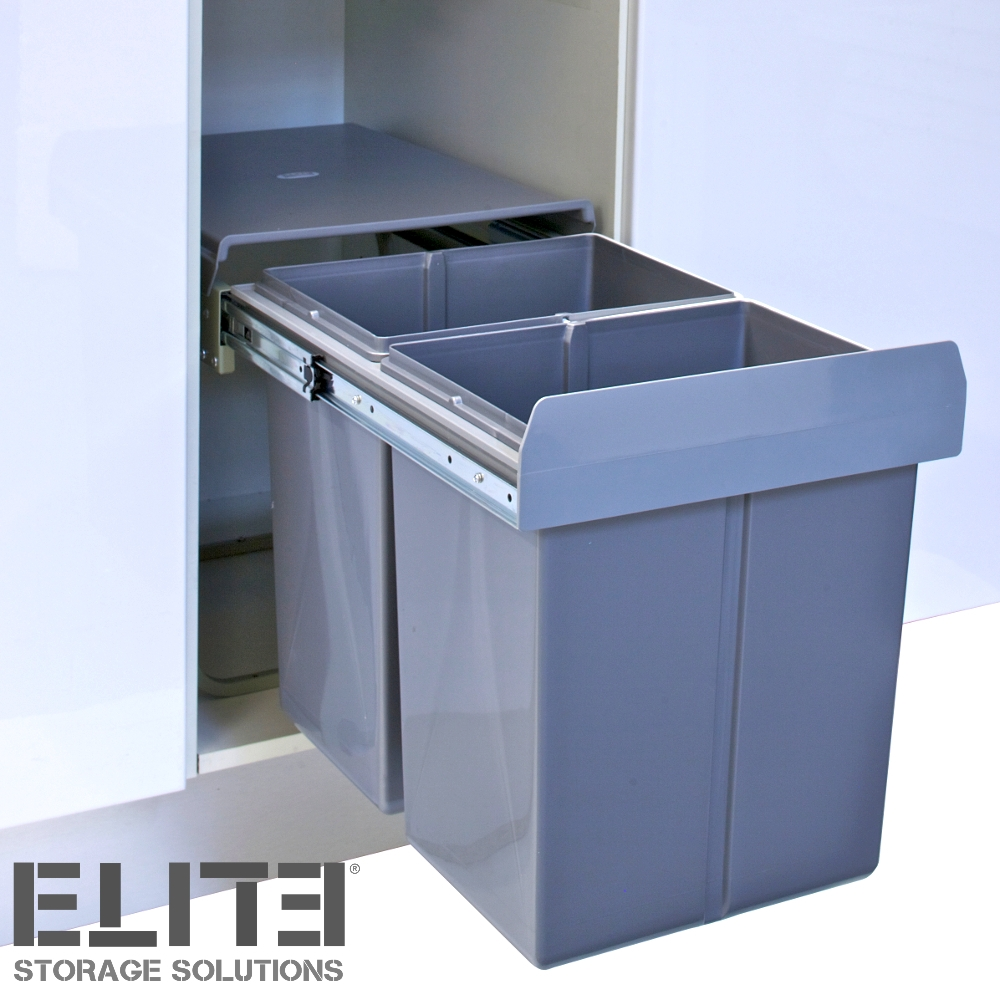 Elite-kitchen-bin-40L-pull-out