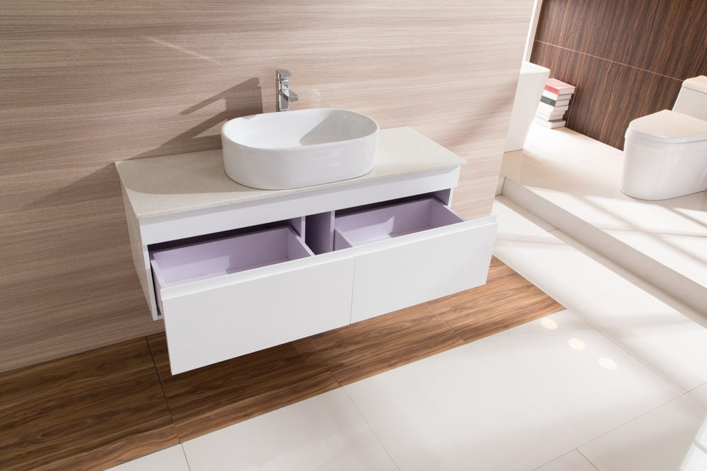 Perfect Wall Hung Vanities For Small Bathrooms