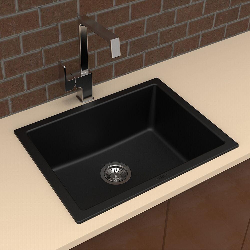 Outstanding Kitchen Trends Granite Sinks Rock In 2018 Interior Design Ideas Clesiryabchikinfo