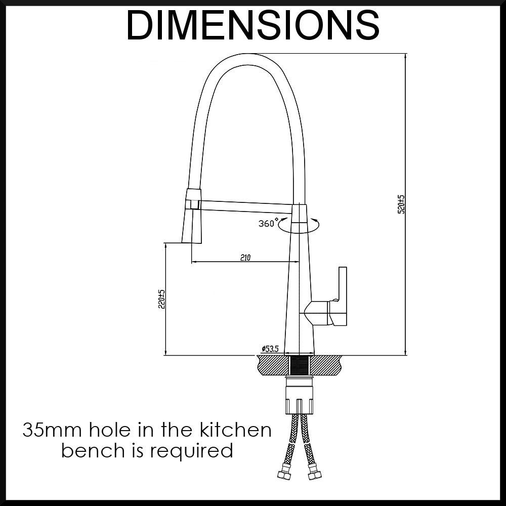 aguzzo bello dimensions diagram