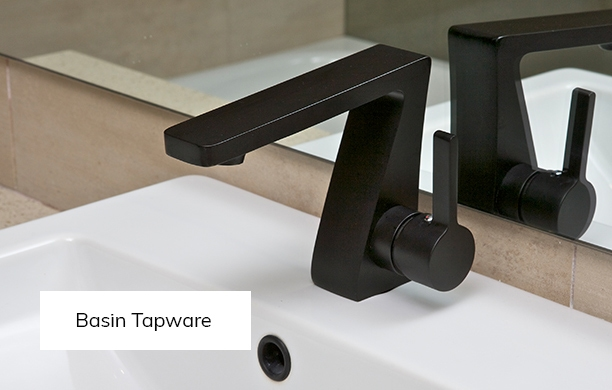 modern bathroom basin tapware