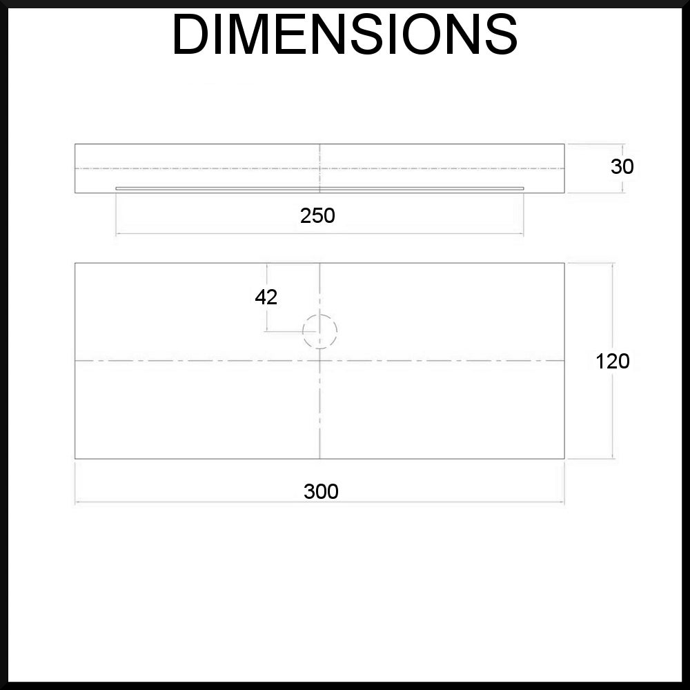 cubo-wide-waterfall-spout-dimensions