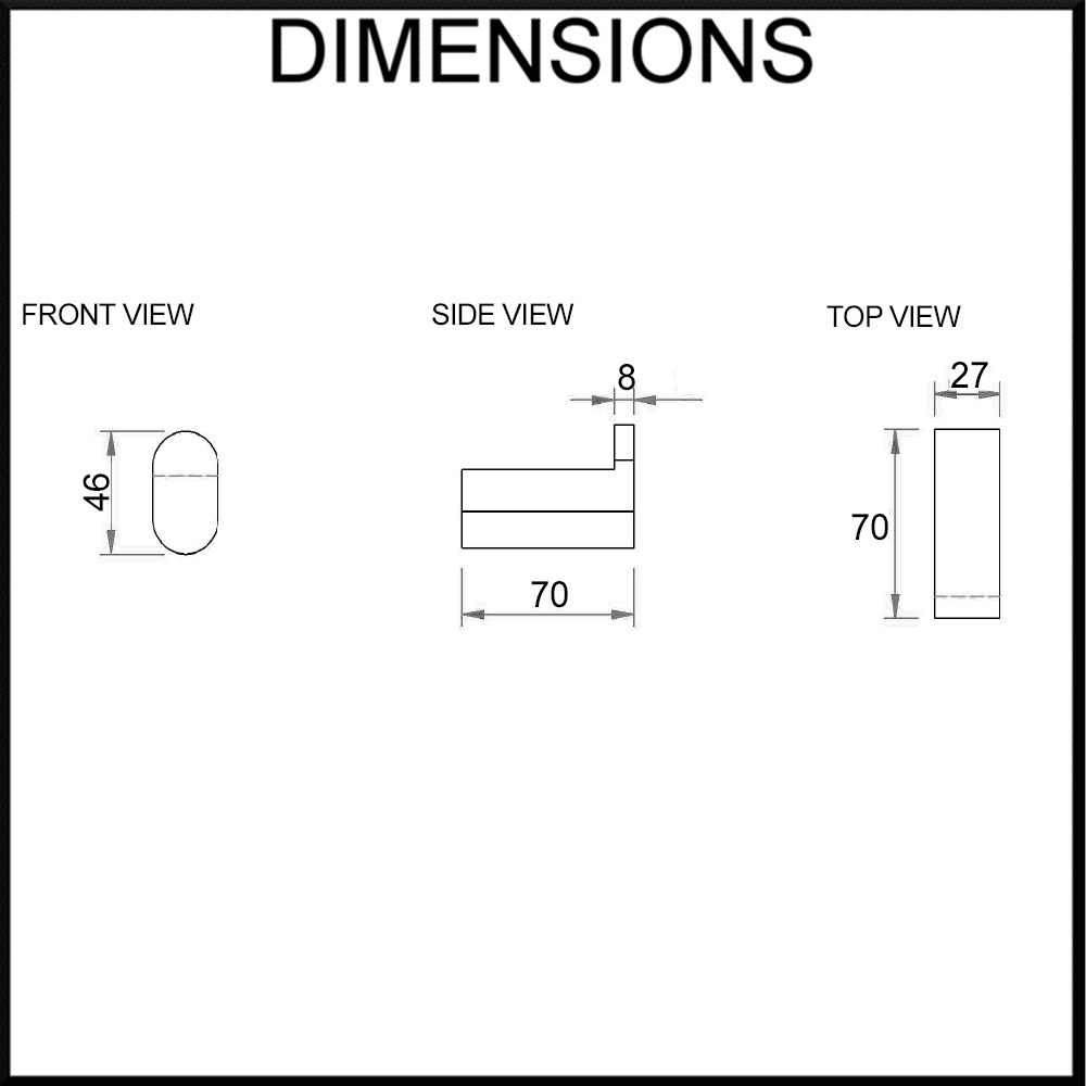 fluid-robe-hook-dimensions
