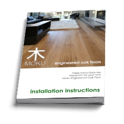 installation instructions for floating floor