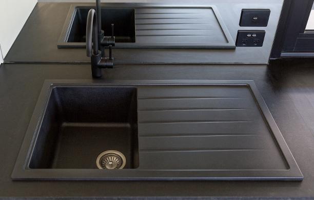 kitchen sink, granite sink, black sink, white kitchen sink ideas for kitchens