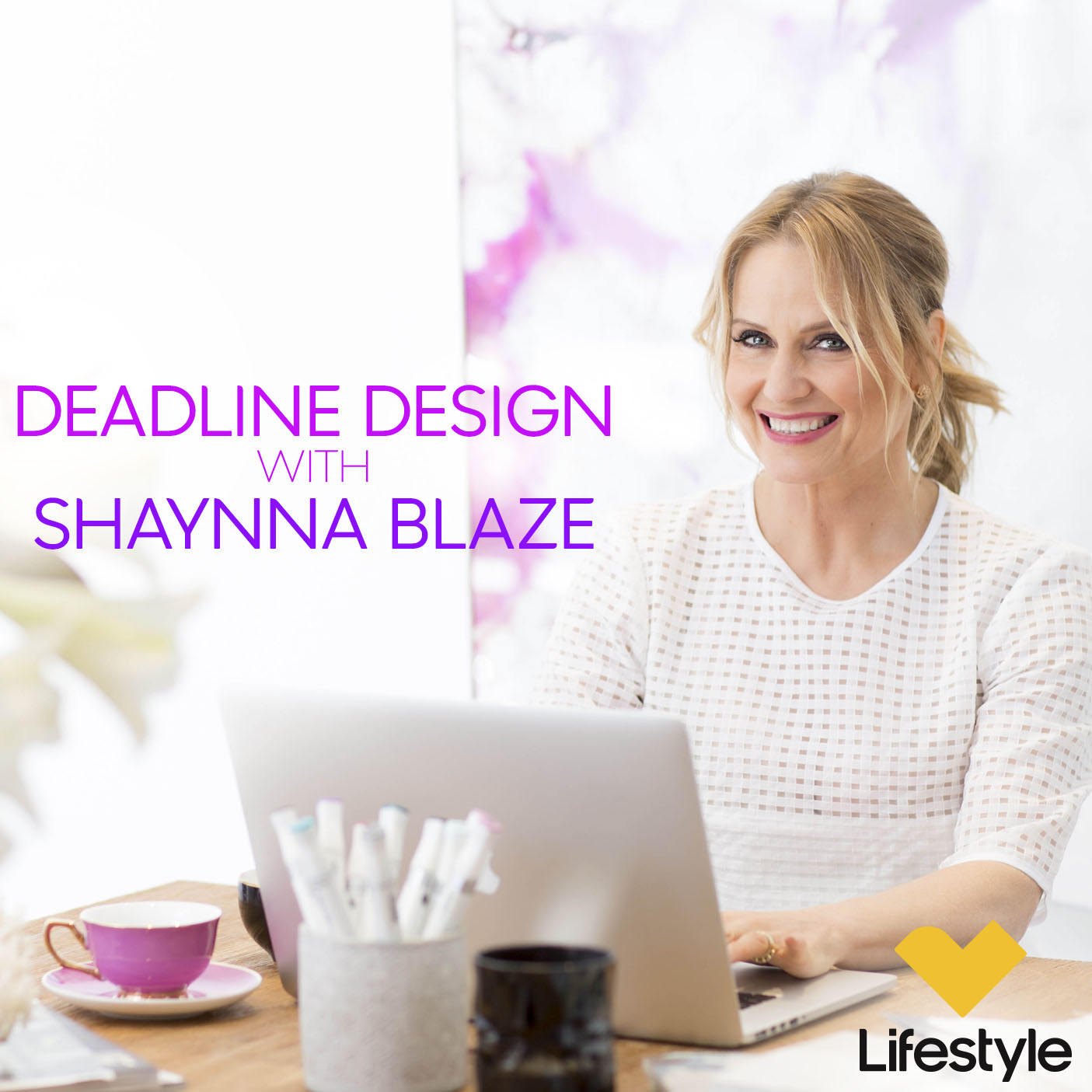 Shaynna Blaze features Renovator Store on LifestyleAU's Deadline Design