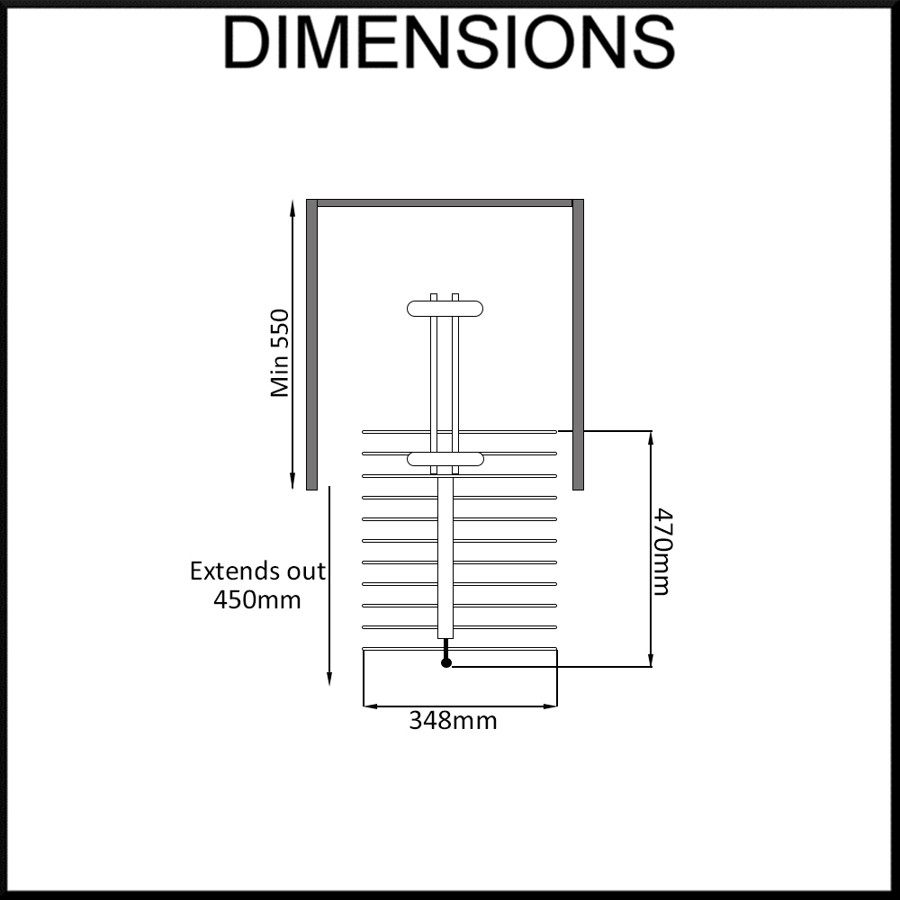 top-mounted-trouser-rack-dimensions
