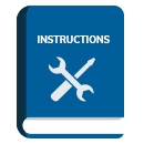 instruction-manual icon