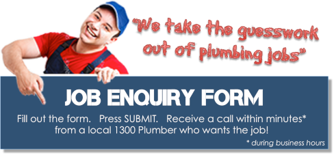 plumber installation form